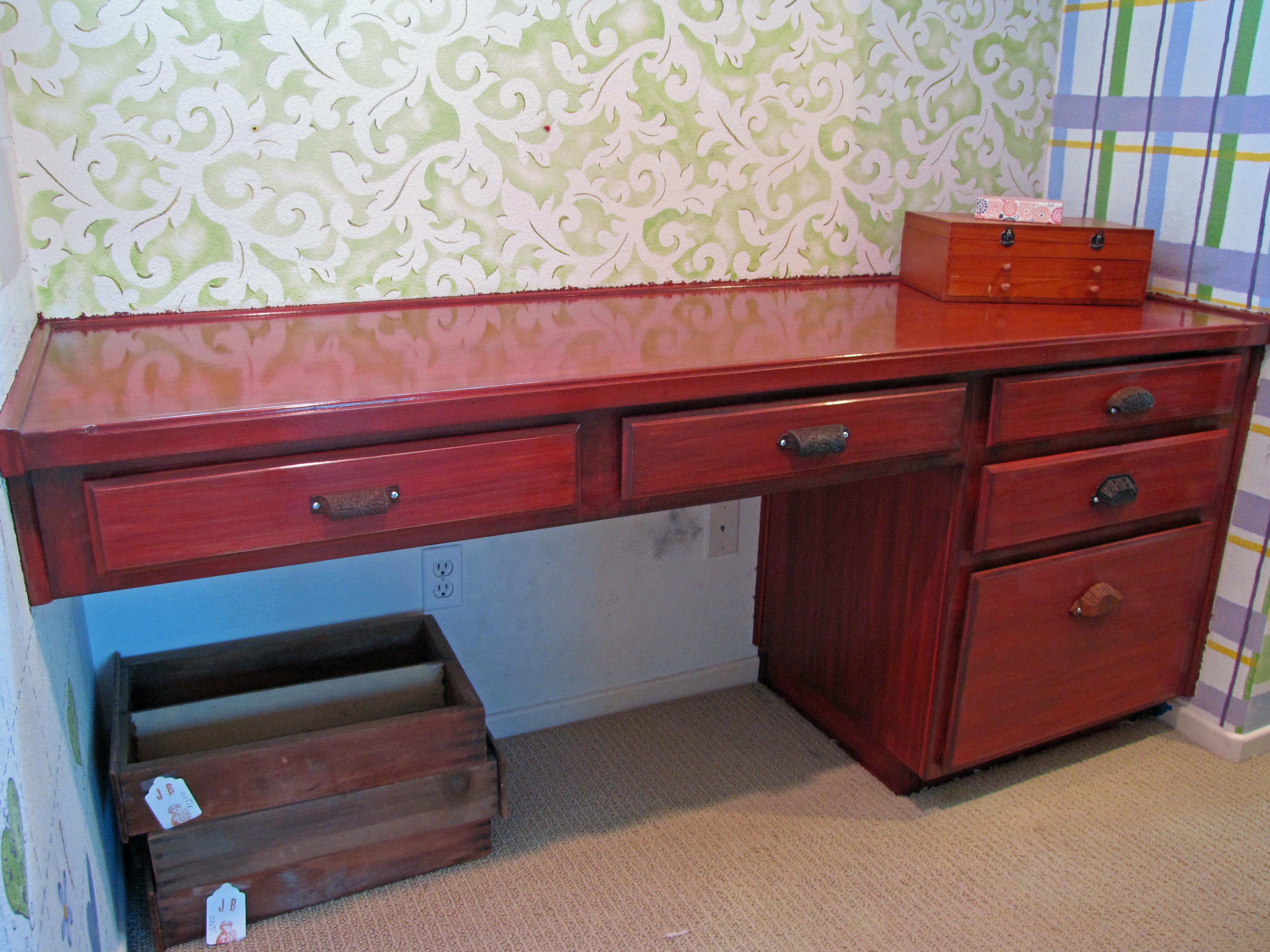 easy student desk plans pdf woodworking. Black Bedroom Furniture Sets. Home Design Ideas