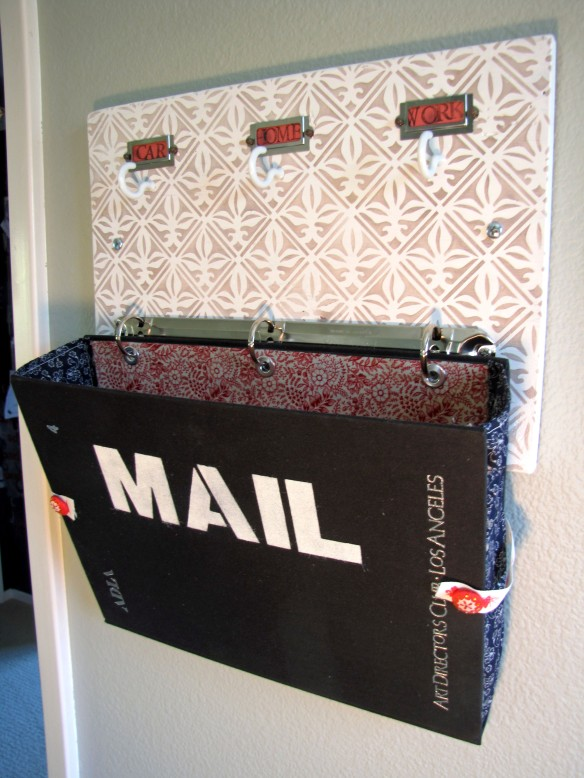 mail organizer from destashio