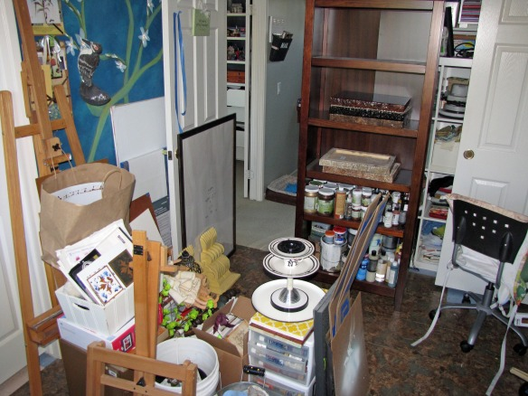Studio in Chaos