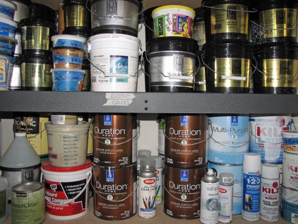 paint stash