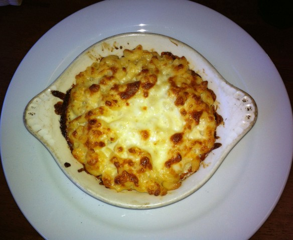 Portino's mac n cheese