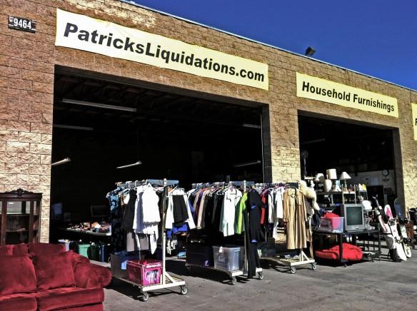 "Patrick""s Liquidations"