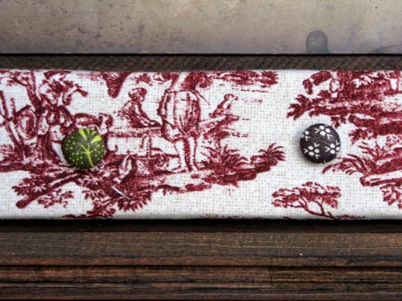 toile corkboard