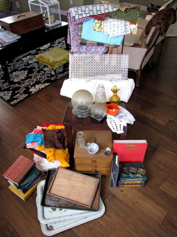 junking treasures