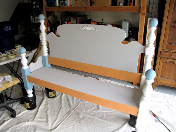 painted-bench
