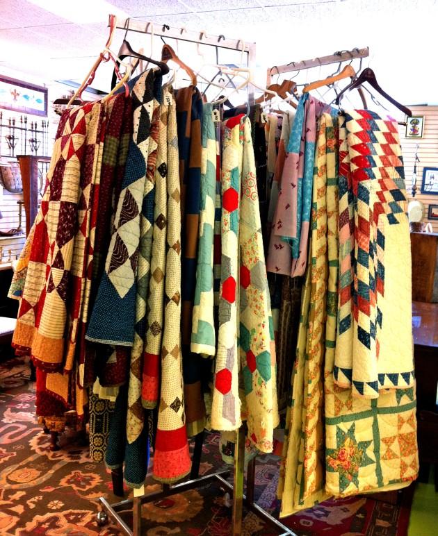 Antique Wood Quilt Rack Plans DIY How To Make