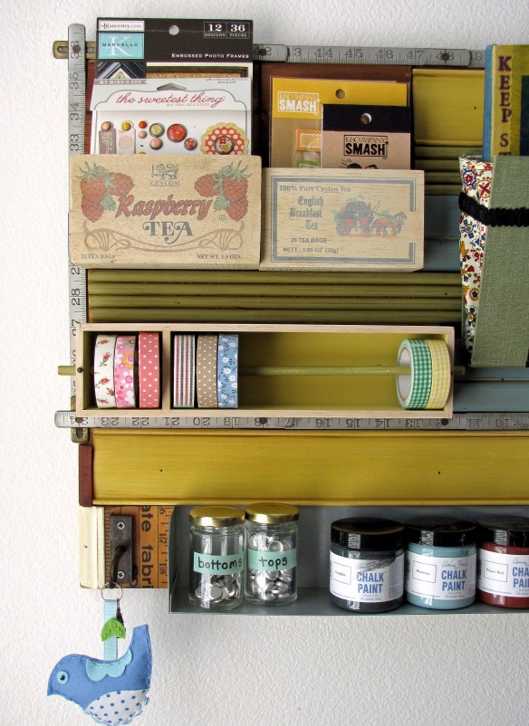 washi tape rack