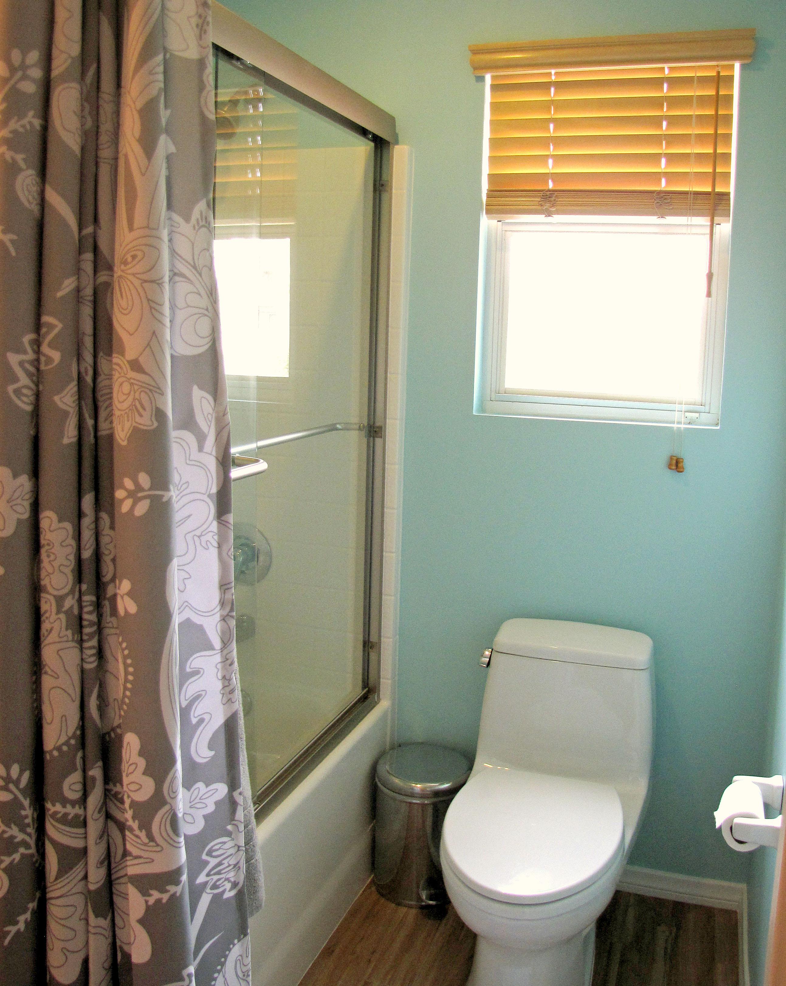 The bathroom remodel is complete destashio for Bathroom remodel under 2000