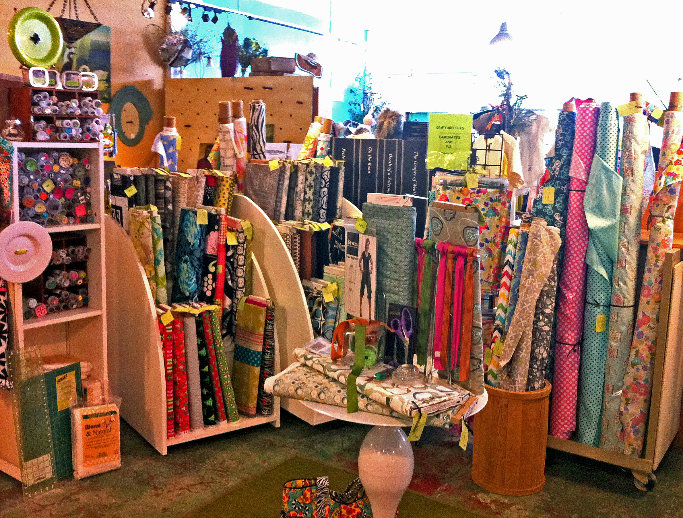 Best fabric stores in nyc 28 images fabric shopping in for Michaels craft store san diego
