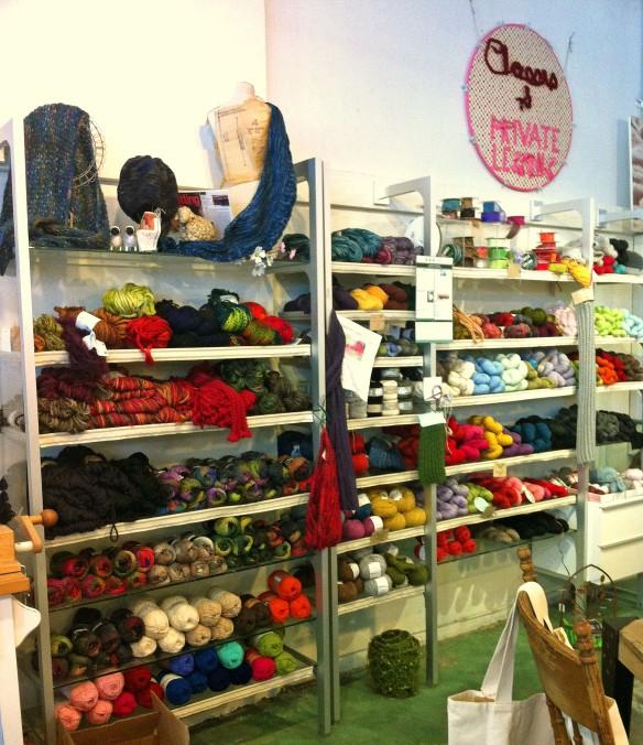 yarn department