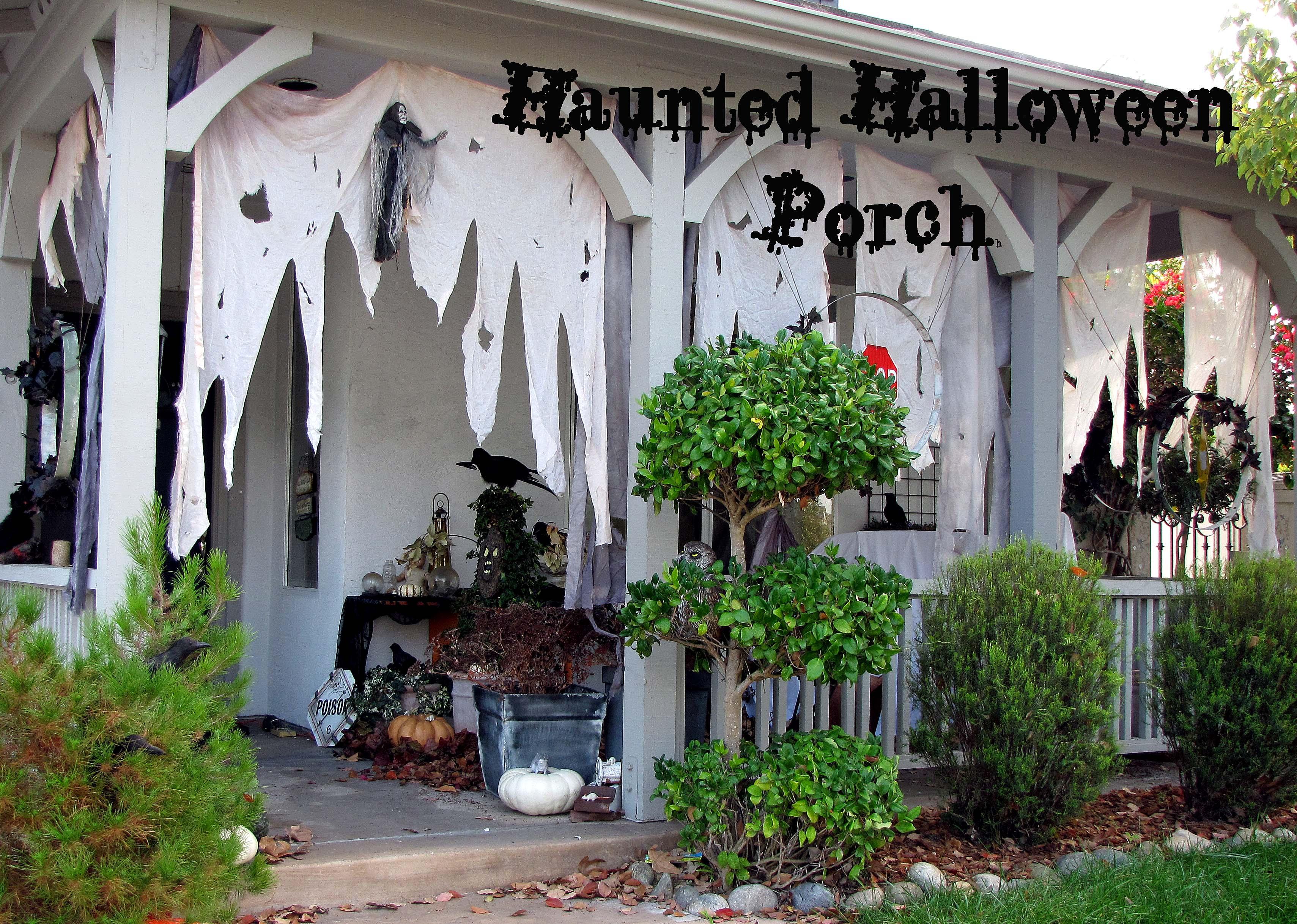 haunted house destashio