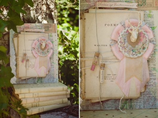 embellished book
