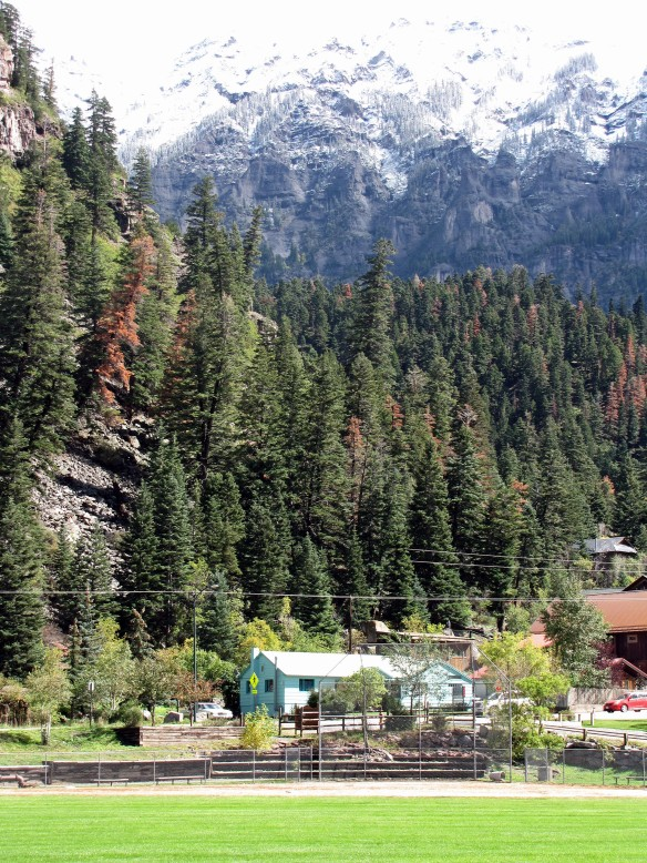 Ouray-Colorado