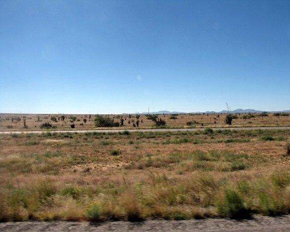 west Texas