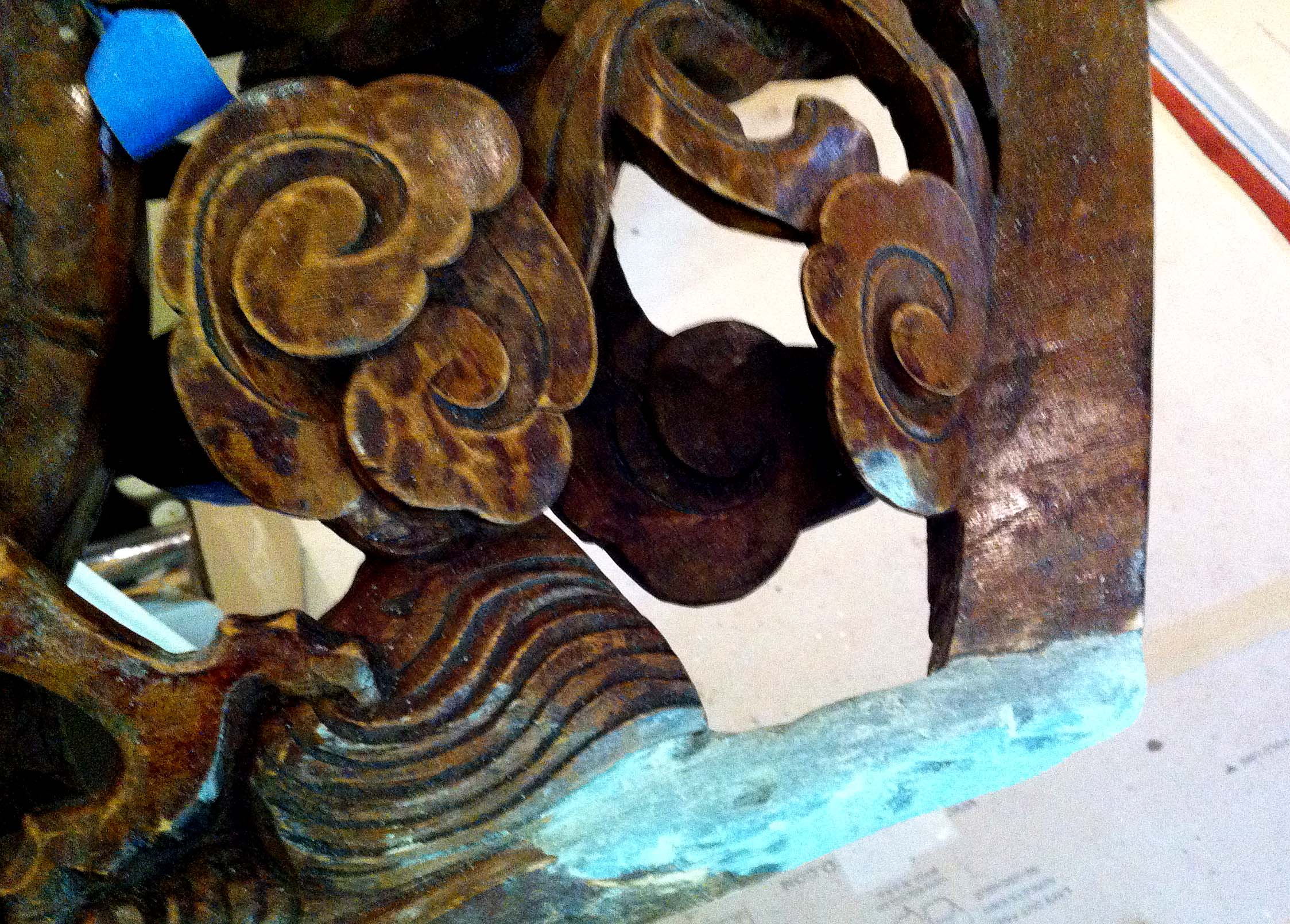wood carving jobs