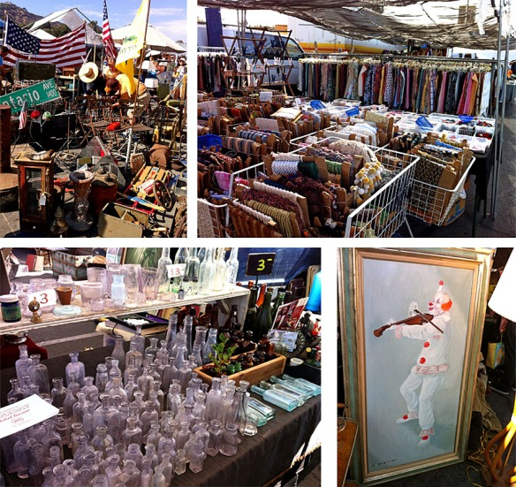 The Rose Bowl Flea Market