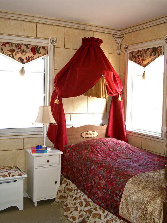 Gryffindor room