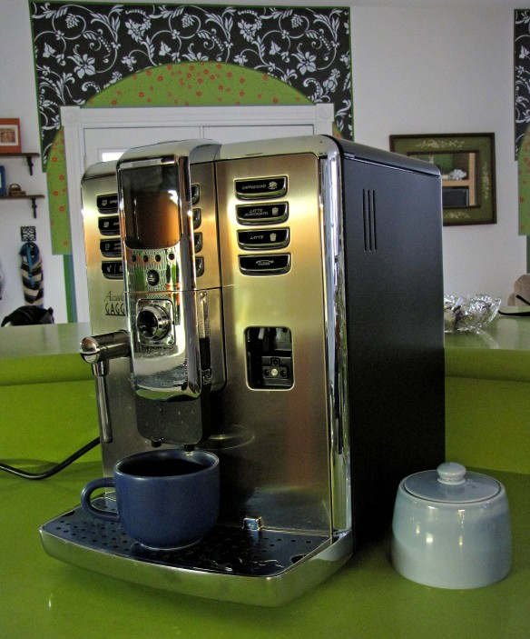 The Ultimate Espresso Machine