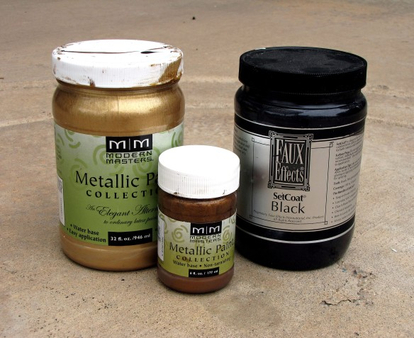 Modern Masters and Faux Effects products